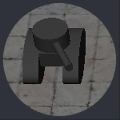 Black Tank Enemy